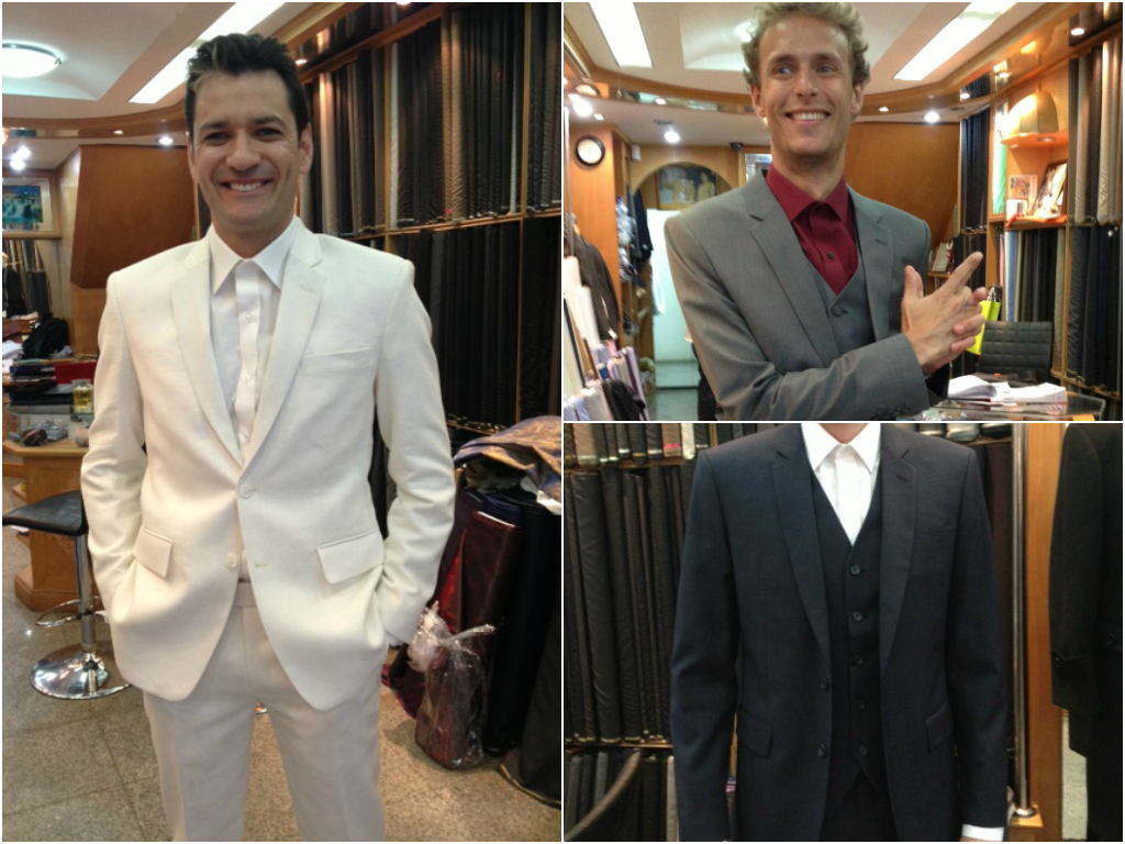 tailors in San Francisco