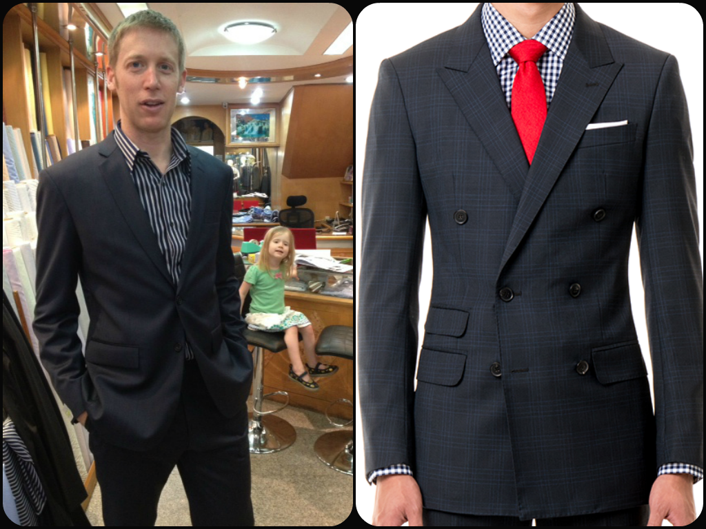Single Vs Double Breasted Suits - Tom's Fashion